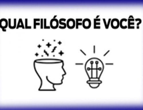 Hiperfluxo: Qual filósofo é você?